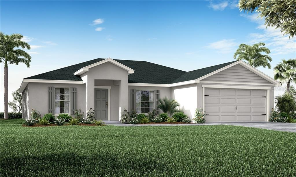 992 FIRST DRIVE Property Photo - EAGLE LAKE, FL real estate listing