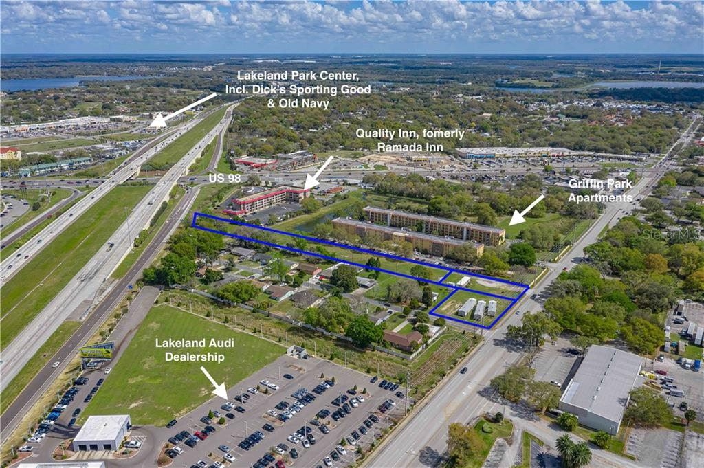 1041 GRIFFIN ROAD Property Photo - LAKELAND, FL real estate listing