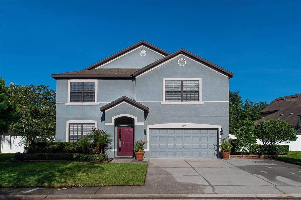 469 Oak Landing Boulevard Property Photo