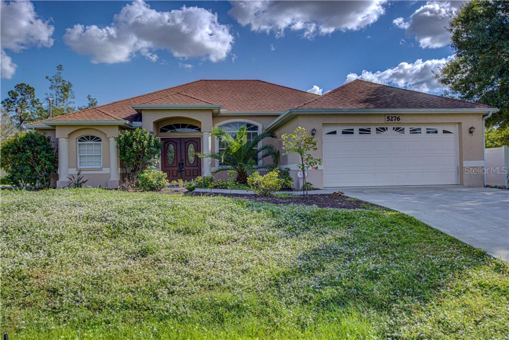 5276 ARITON RD, NORTH PORT, FL 34288 - NORTH PORT, FL real estate listing