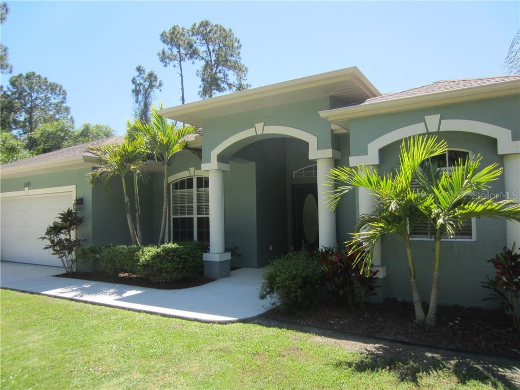 1503 SHAKER LN, NORTH PORT, FL 34286 - NORTH PORT, FL real estate listing