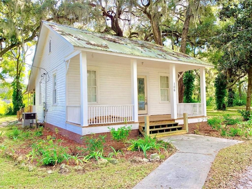 106 S BROWN AVE, FORT MEADE, FL 33841 - FORT MEADE, FL real estate listing