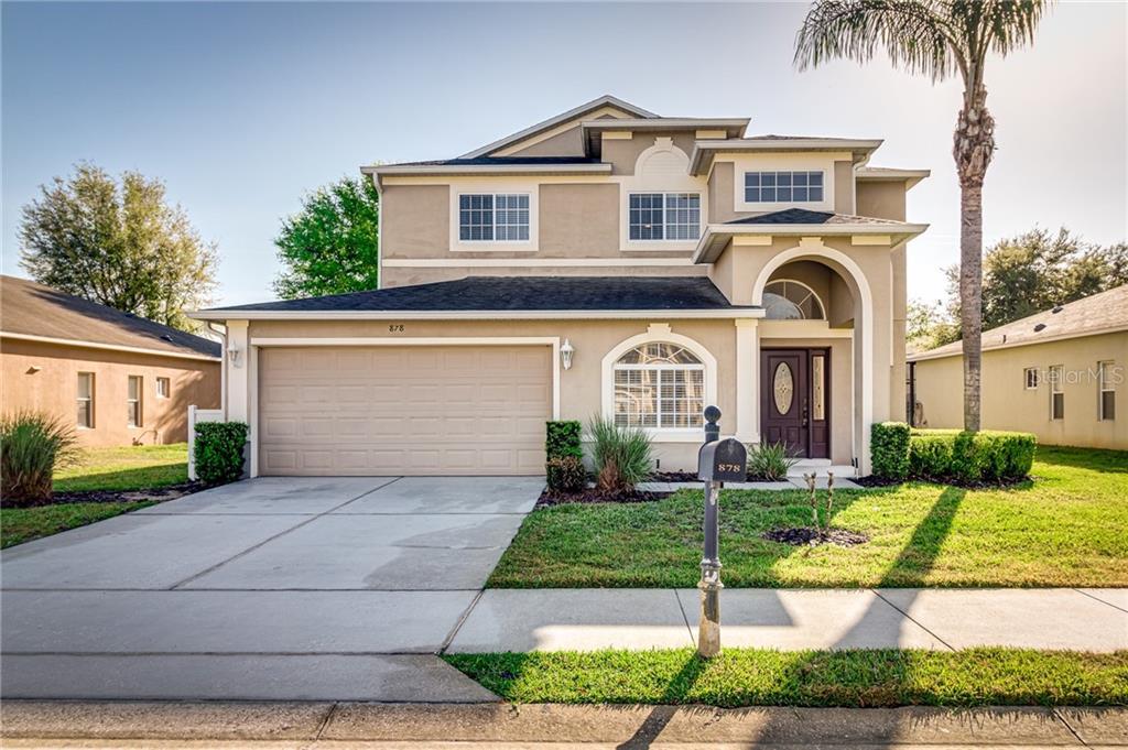 878 SUSSEX DR, DAVENPORT, FL 33896 - DAVENPORT, FL real estate listing