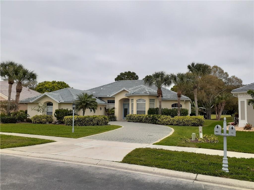 1652 SE PALMETTO PALM WAY WAY E, NORTH PORT, FL 34288 - NORTH PORT, FL real estate listing