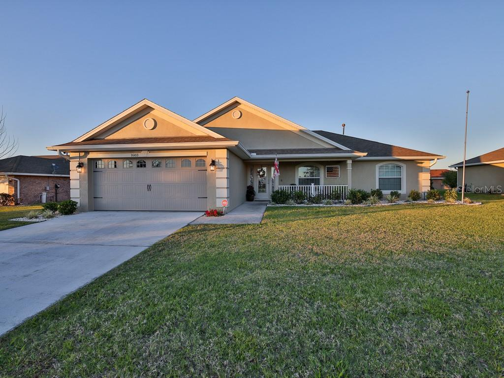 1603 HORIZON CT, HAINES CITY, FL 33844 - HAINES CITY, FL real estate listing