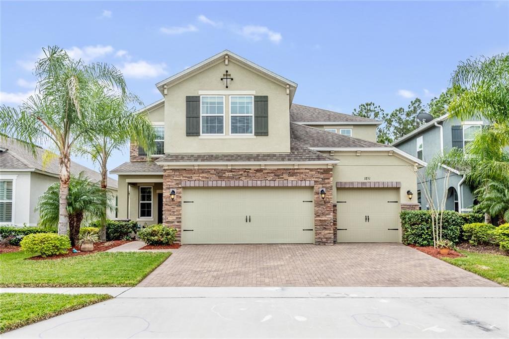 1851 BALSAM WILLOW TRL, ORLANDO, FL 32825 - ORLANDO, FL real estate listing
