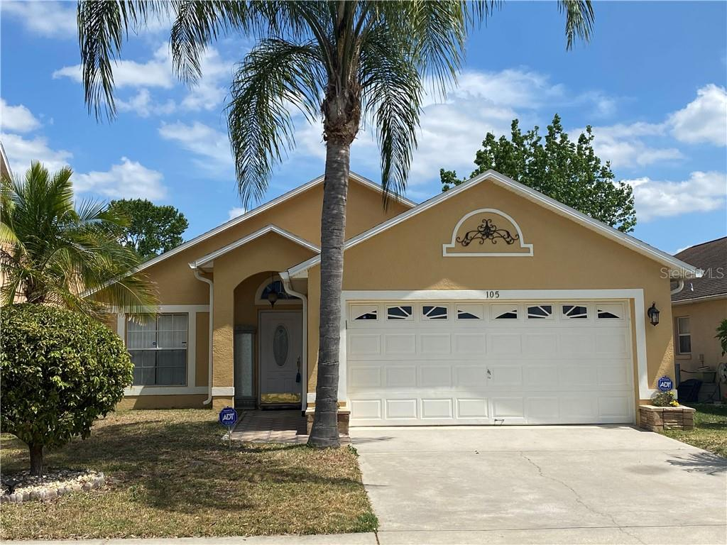 105 SEVILLE POINTE AVE Property Photo - ORLANDO, FL real estate listing