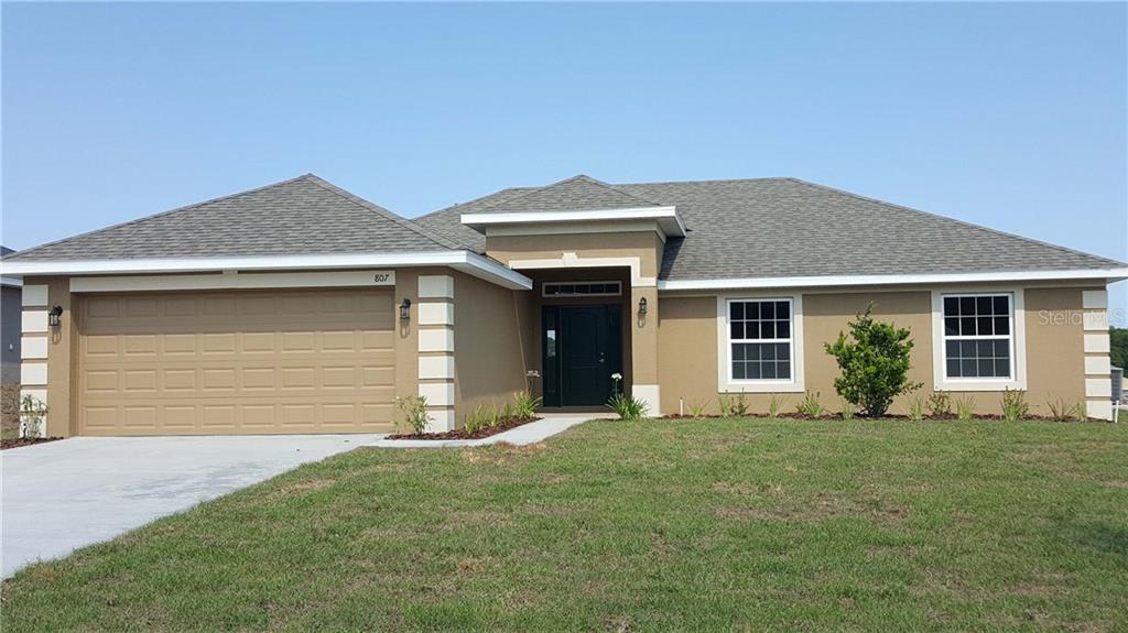 607 BRADLEY WAY Property Photo - FRUITLAND PARK, FL real estate listing