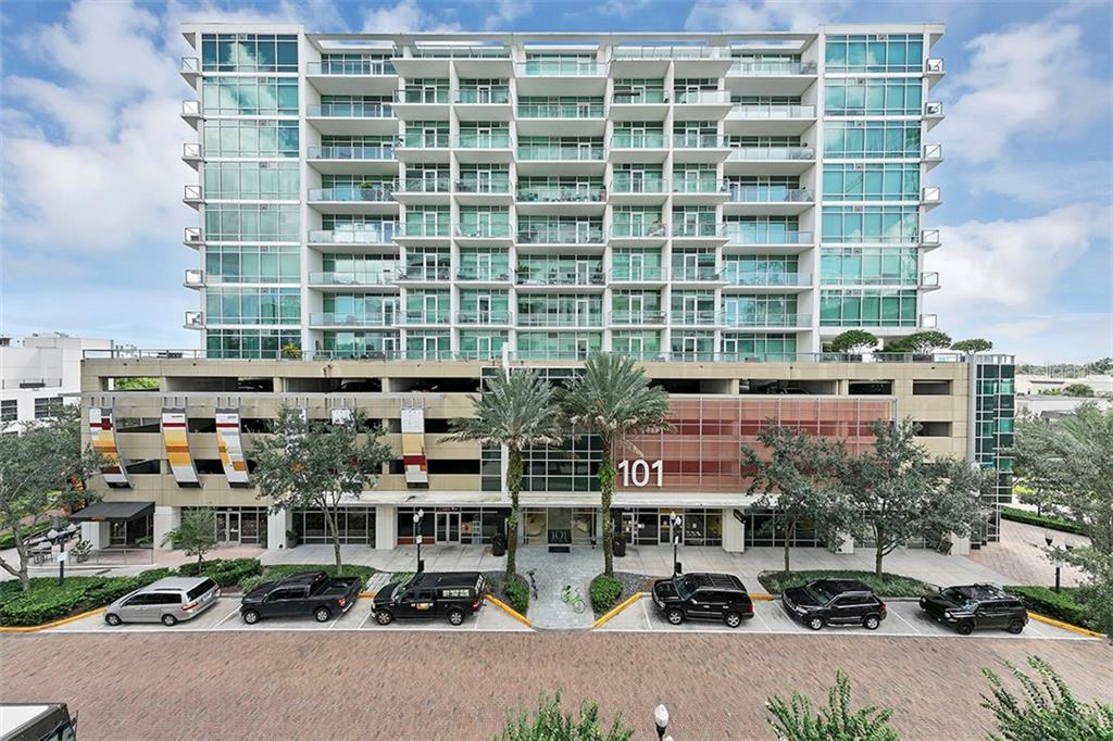 101 S EOLA DR #1104 Property Photo - ORLANDO, FL real estate listing