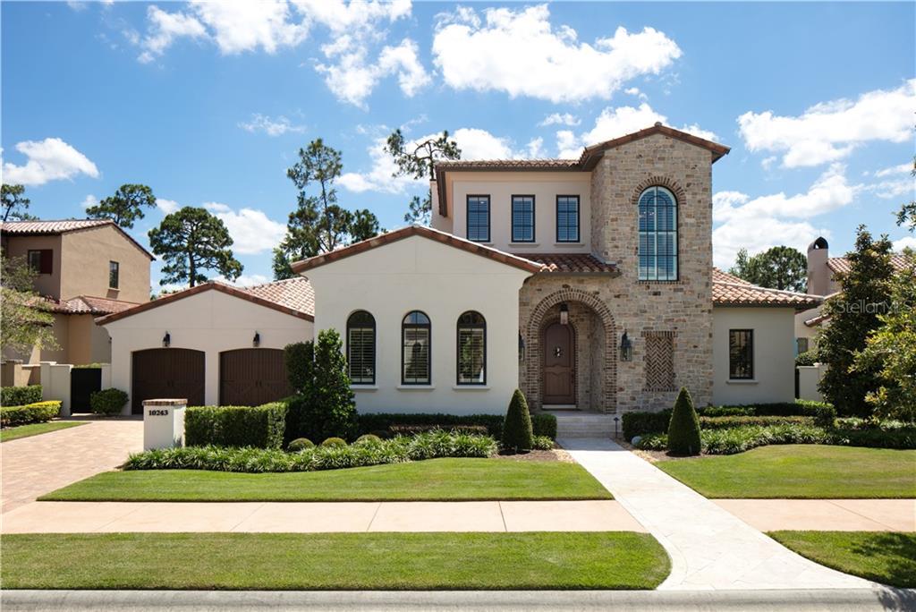 10243 MATTRAW PL Property Photo - GOLDEN OAK, FL real estate listing