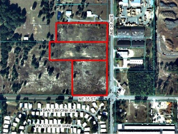 00 NE 36 AVE Property Photo - OCALA, FL real estate listing