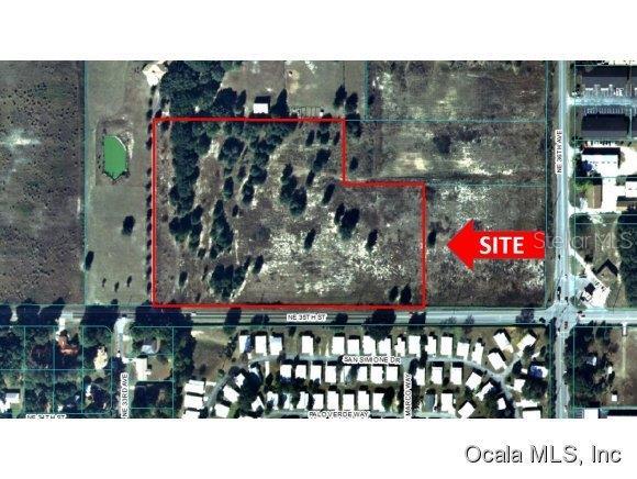 0 NE 35 ST Property Photo - OCALA, FL real estate listing