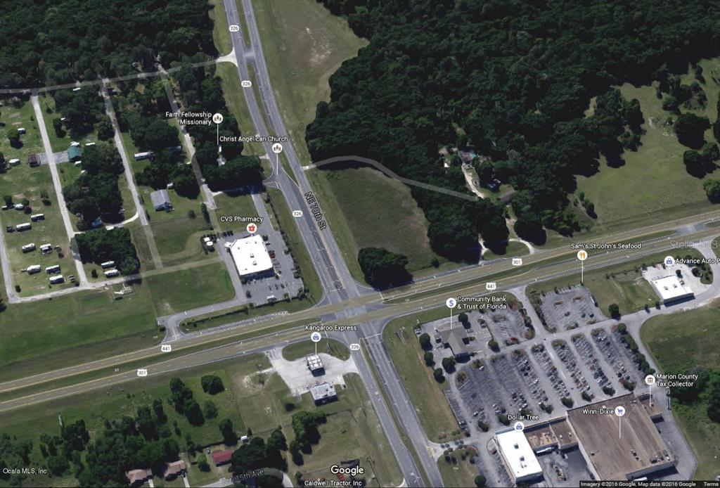 0 N Highway 441 Property Photo - OCALA, FL real estate listing