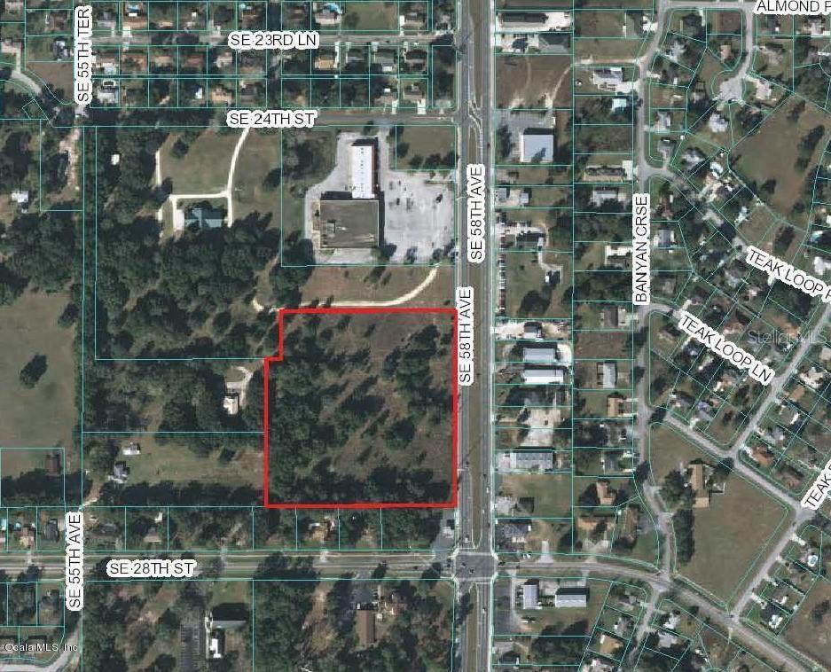 0 SE 58th AVE, OCALA, FL 34480 - OCALA, FL real estate listing
