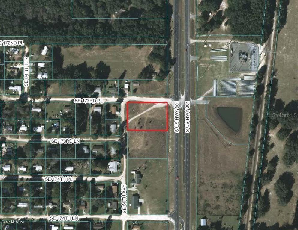 0 S Hwy 301, SUMMERFIELD, FL 34491 - SUMMERFIELD, FL real estate listing