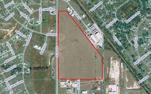 0 SE 58th AVE Property Photo - OCALA, FL real estate listing