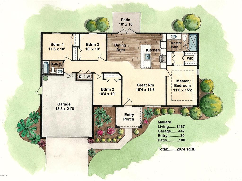 14 Hemlock Circle PASS, OCALA, FL 34472 - OCALA, FL real estate listing