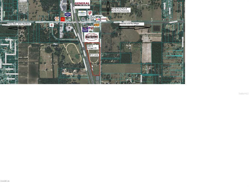 14050 SW 16 AVE Property Photo - OCALA, FL real estate listing