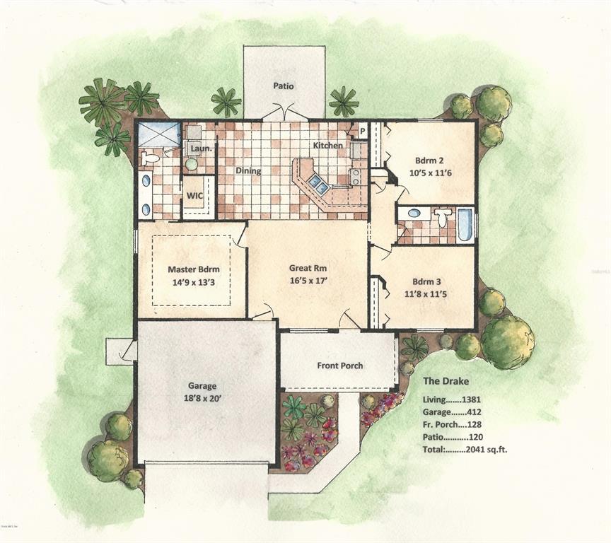 7165 Hemlock LOOP, OCALA, FL 34472 - OCALA, FL real estate listing