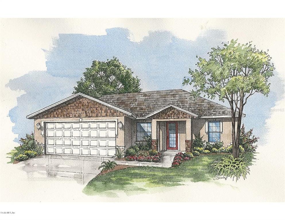 13581 SE 100th AVE, BELLEVIEW, FL 34420 - BELLEVIEW, FL real estate listing