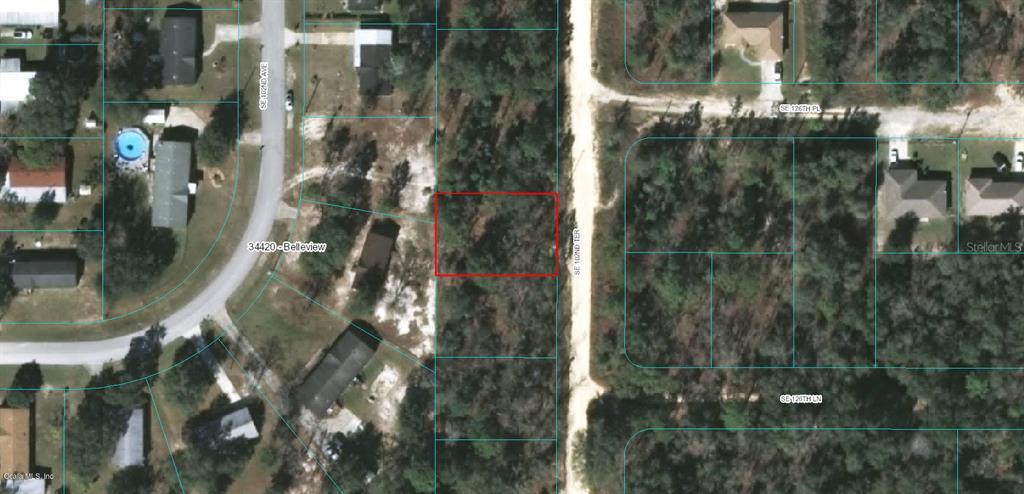 TBD SE 102ND TER Property Photo - BELLEVIEW, FL real estate listing