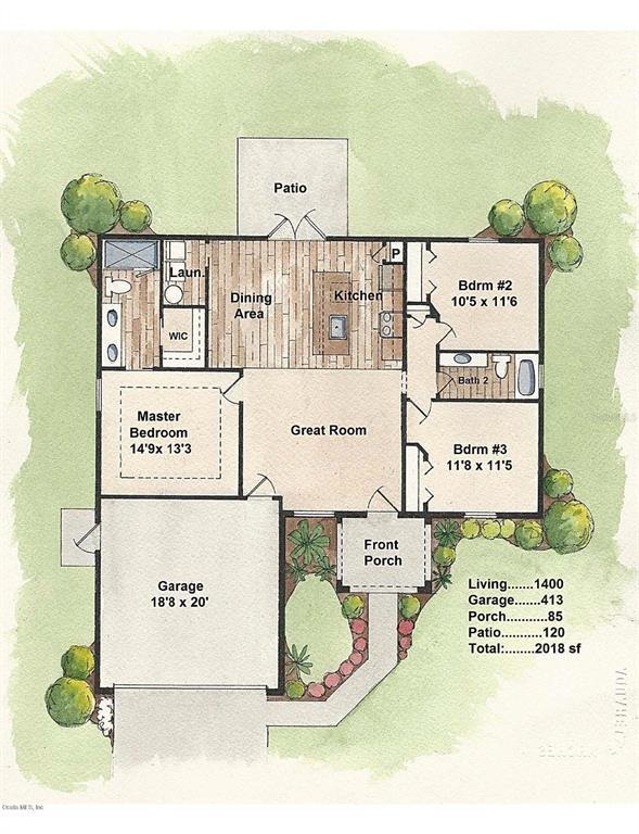 10 Pecan LN, OCALA, FL 34472 - OCALA, FL real estate listing