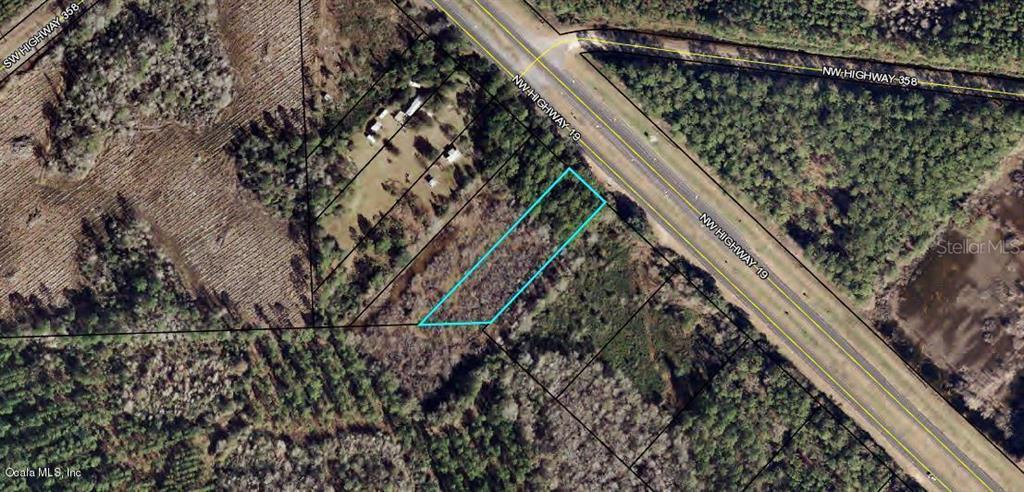 TBD NE Unassigned Property Photo - CROSS CITY, FL real estate listing