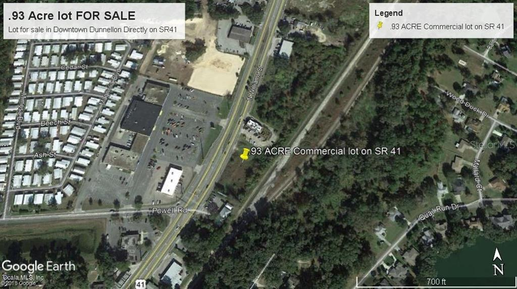 0 N Williams St (SR 41) Property Photo - DUNNELLON, FL real estate listing