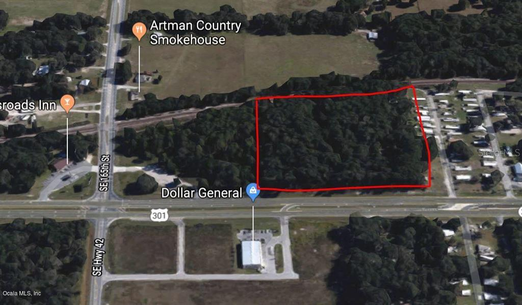 16649 S US Hwy 301 Property Photo - SUMMERFIELD, FL real estate listing