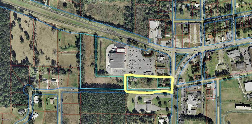 80 SW 7th ST Property Photo - WILLISTON, FL real estate listing