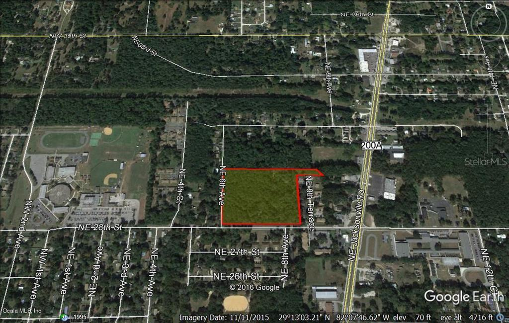 831 NE 28th ST, OCALA, FL 34470 - OCALA, FL real estate listing