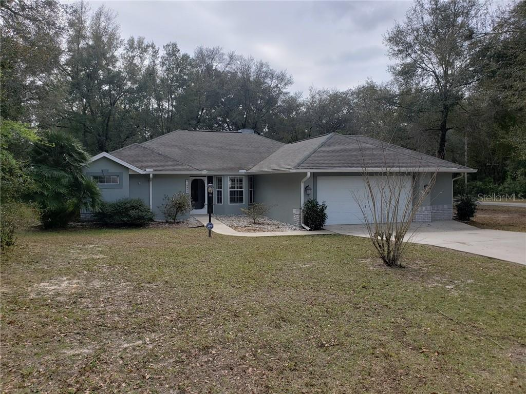 1884 W WATER LILY DR, CITRUS SPRINGS, FL 34434 - CITRUS SPRINGS, FL real estate listing