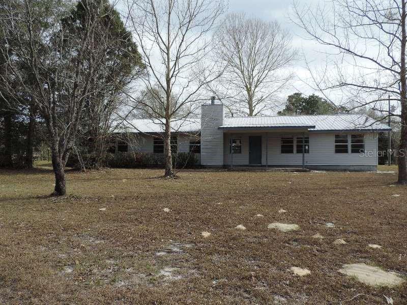 5651 NE 96TH AVE, BRONSON, FL 32621 - BRONSON, FL real estate listing