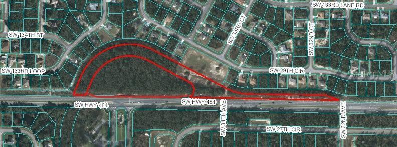 TBD SW HWY 484 Property Photo - OCALA, FL real estate listing