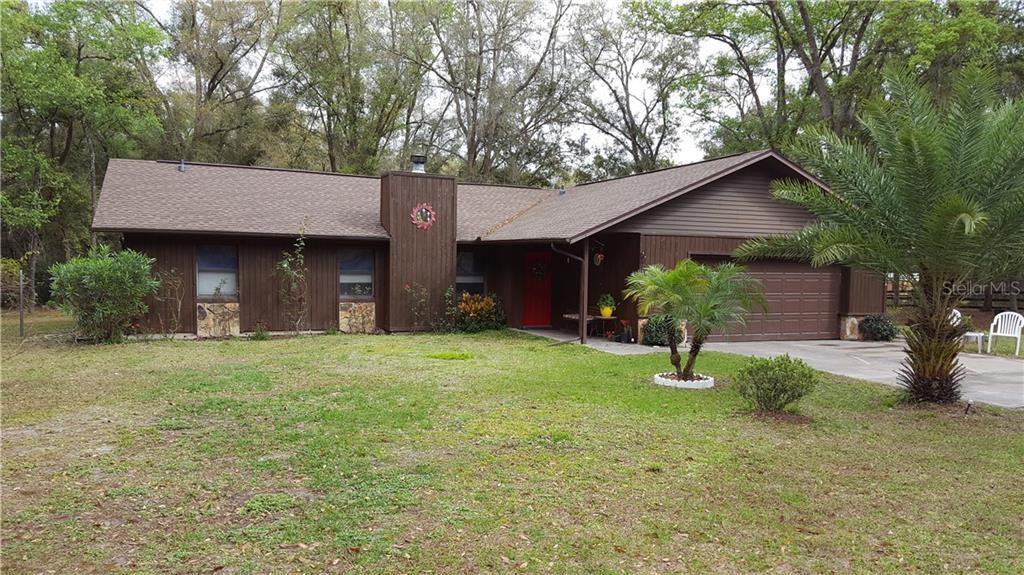 11021 128TH PLACE RD, OCKLAWAHA, FL 32179 - OCKLAWAHA, FL real estate listing