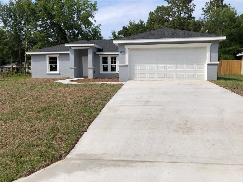 7153 SE 124 ST, BELLEVIEW, FL 34420 - BELLEVIEW, FL real estate listing