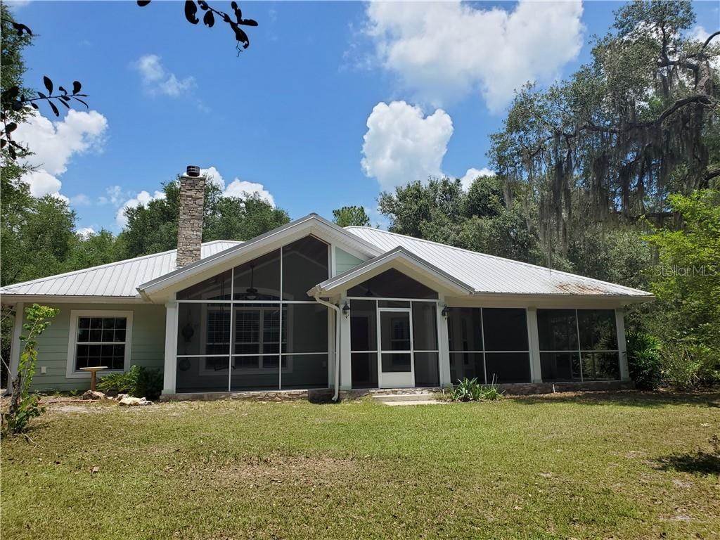 10600 NE 227TH PLACE RD Property Photo - FORT MC COY, FL real estate listing