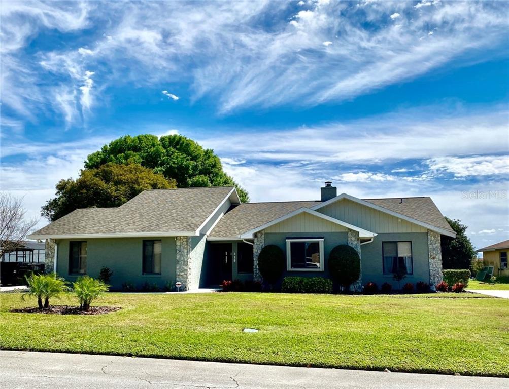 328 SUNSHINE DR, LAKE WALES, FL 33859 - LAKE WALES, FL real estate listing
