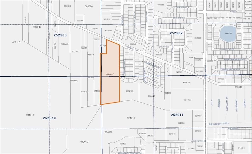 THORNHILL RD, WINTER HAVEN, FL 33880 - WINTER HAVEN, FL real estate listing