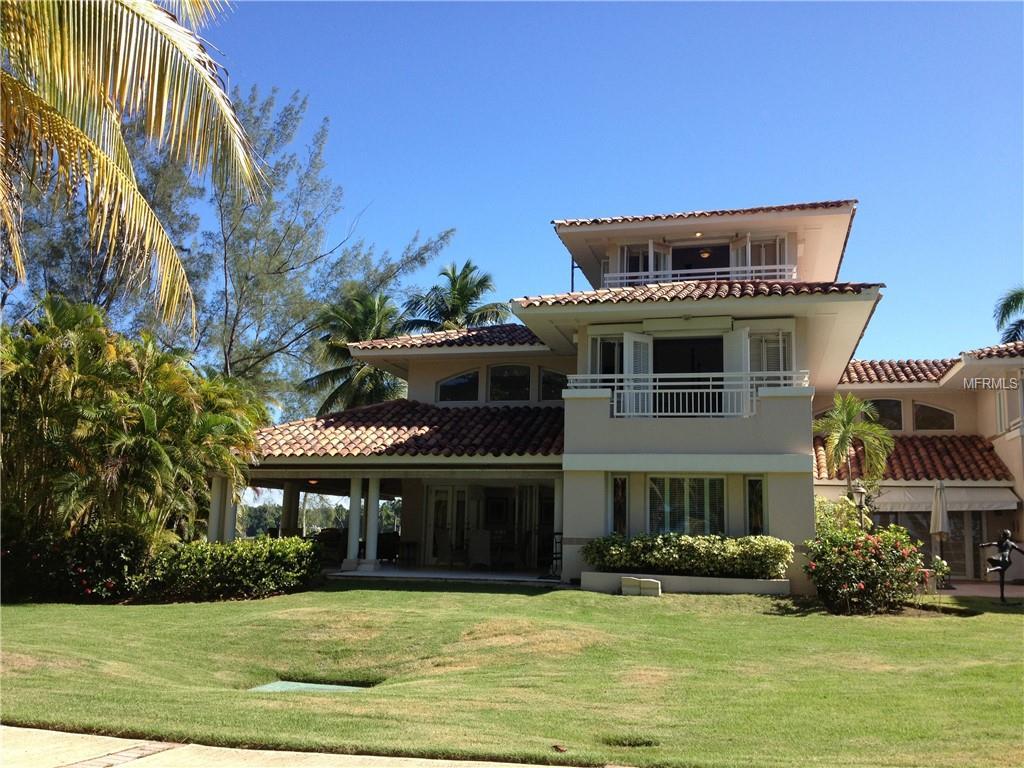 Dorado Beach Cottages DORADO BEACH RESORT #7 Property Photo - DORADO, PR real estate listing