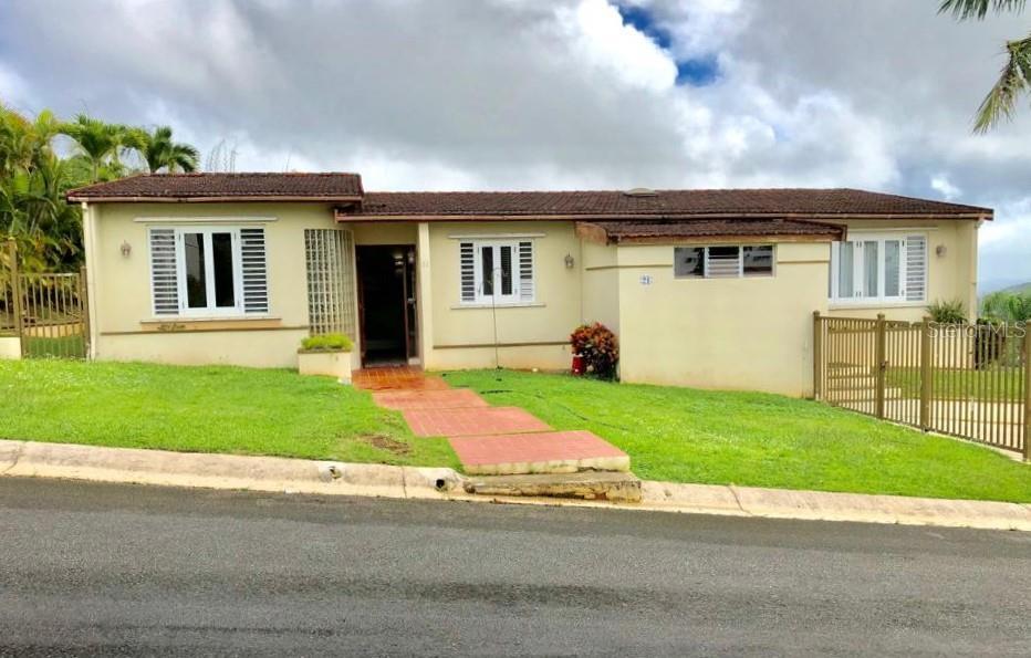 21 YAGRUMO, CAGUAS, PR 00727 - CAGUAS, PR real estate listing