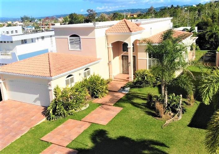 URB. CIPRESES URB. CIPRESES ST 5 Property Photo - AGUADA, PR real estate listing