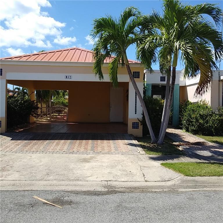 M-12 Diana St URB. CAMINO DE LA PRINCESA Property Photo - GUAYAMA, PR real estate listing