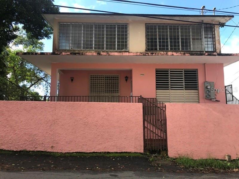 lot 250 FEDERICO DEGETAU SUR Property Photo - AIBONITO, PR real estate listing