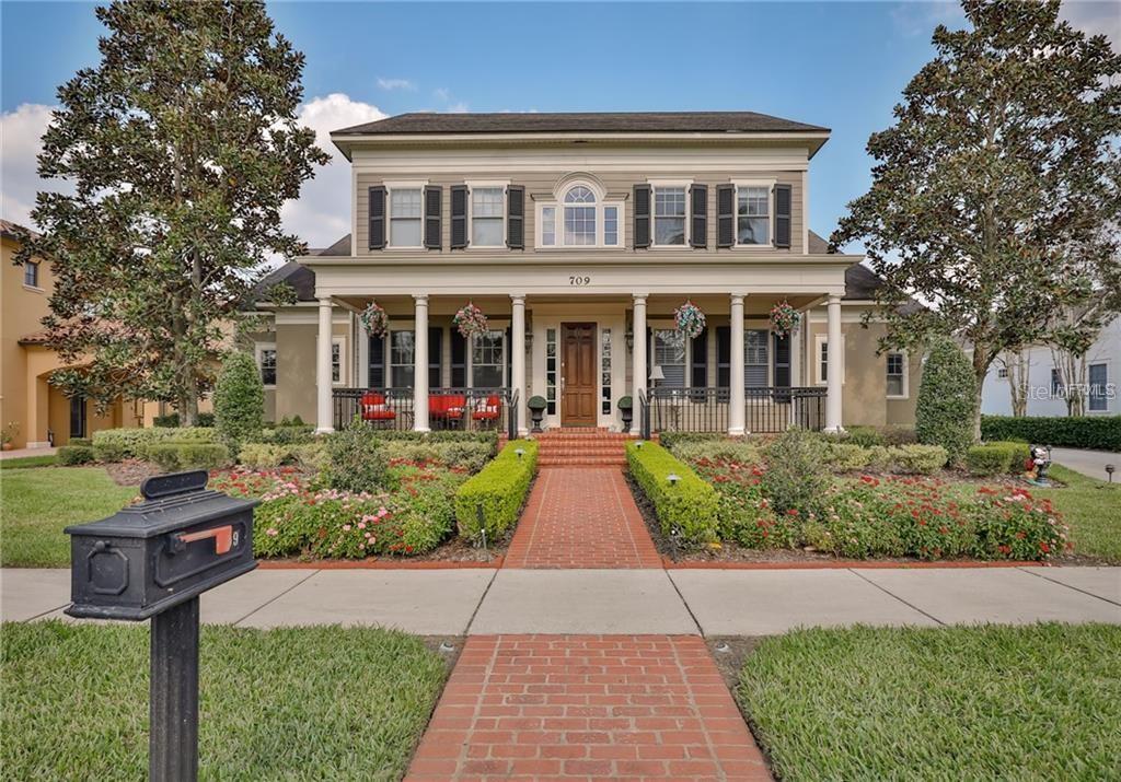709 EASTLAWN DR, CELEBRATION, FL 34747 - CELEBRATION, FL real estate listing