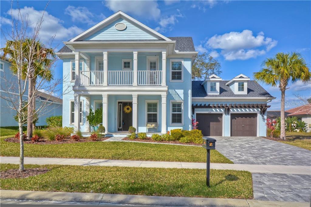 14908 BASSINGER LN, LITHIA, FL 33547 - LITHIA, FL real estate listing