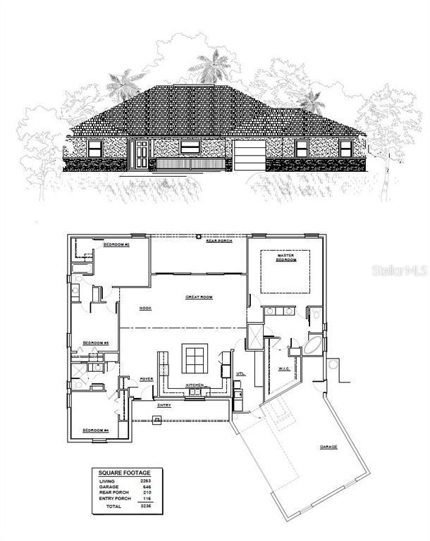 1696 E Westgate Ln Property Photo