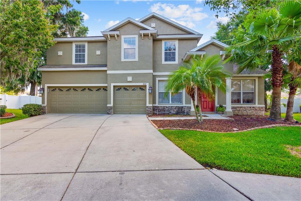 408 Oakbow Ct Property Photo