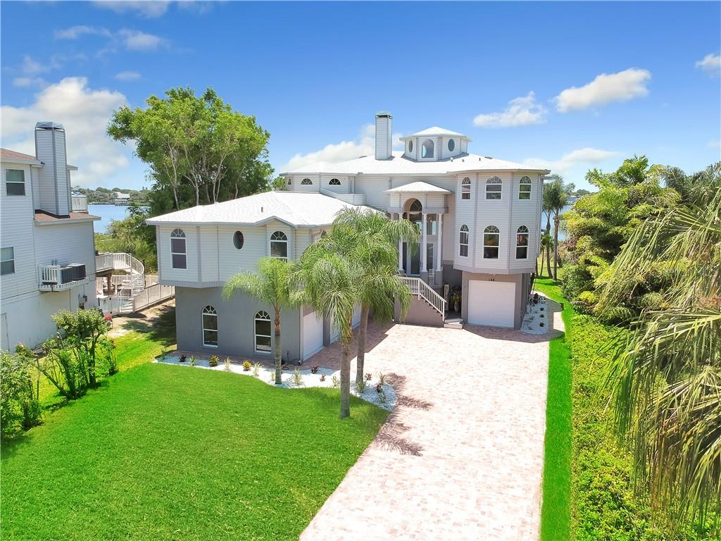 148 SANCTUARY DR Property Photo - CRYSTAL BEACH, FL real estate listing