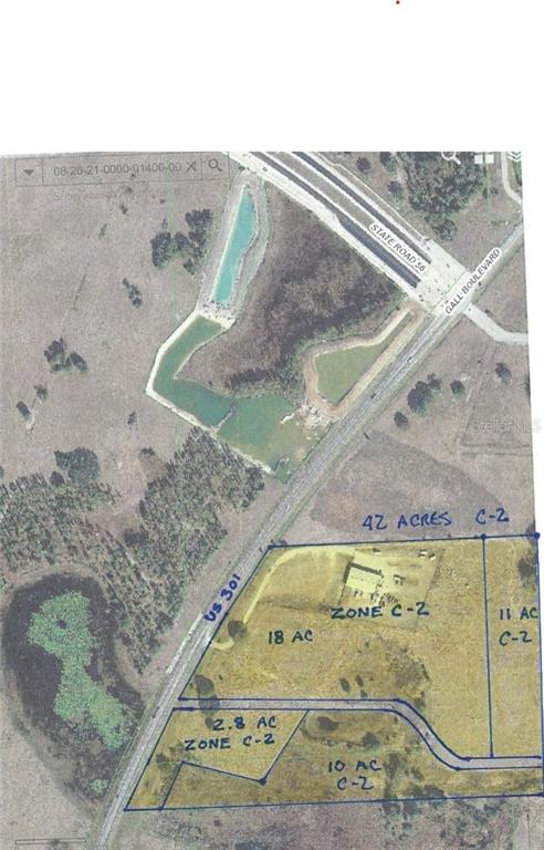 42 Acres US HWY 301, ZEPHYRHILLS, FL 33540 - ZEPHYRHILLS, FL real estate listing